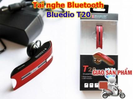 Tạo Phong Cách Sành Điệu Và Đẳng Cấp Với Tai Nghe Bluetooth Bluedio T20 - Công Nghệ - Điện Tử