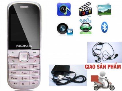 Điện thoại NOKIA M2 đầy đủ phụ kiện siêu nhỏ gọn với nhiều chức năng tuyệt hảo mà giá lại cực shock - pin 1200mAh - 4 - Công Nghệ - Điện Tử