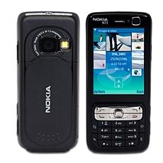 DH Deal - Dien thoai Nokia N73 chinh hang ton kho - thoi trang da phuong tien, tang kem the nho miniSD. ID1218