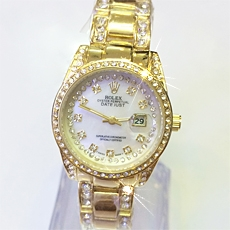 Đồng hồ Rolex Oyster mạ vàng - ID1288