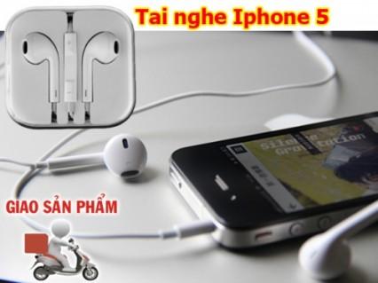 Cho Bạn Phút Giây Nghe Nhạc Tuyệt Vời Với Tai Nghe Iphone 5 Jack Cắm 3.5mm - Tai Nghe Chuyên Dụng Dành Riêng Cho Iphone. - Công Nghệ - Điện Tử