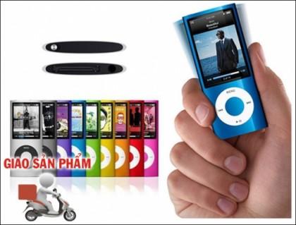 Máy nghe nhạc MP4 4G + Tai nghe + Sạc USB 2.0: Với thiết kế sành điệu mang phong cách chiếc iPod danh tiếng - Ăn Uống
