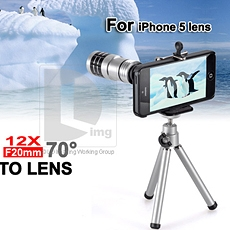 Ống len Mobile TelePhoto 12X Zoom cho Iphone 6 và Iphone 6 plus - ID1526
