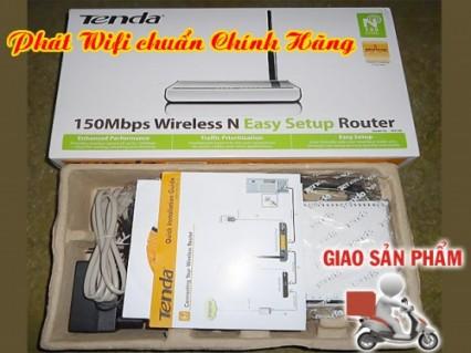 Cùng nhau sử dụng wifi miễn phí ở khắp mọi nơi với bộ phát wifi Tenda 316R chính hãng chuẩn 150 m ♥ . - 1 - Công Nghệ - Điện Tử