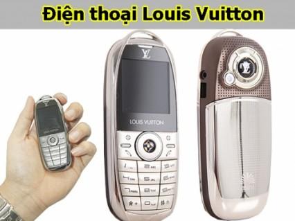 Điện thoại LOUIS VUITTON mang phong cách thời trang sành điệu vào chiếc điện thoại. Tiện ích cao cấp dành cho mọi lứa tuổi. ♥ ♥