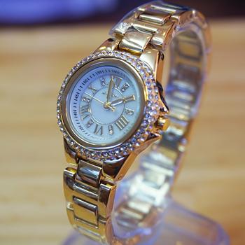 Đồng hồ nữ Michael Kors mạ vàng - ID1654