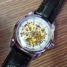 DH Deal - Dong ho co khong pin Automatic Omega A821 - ID1711