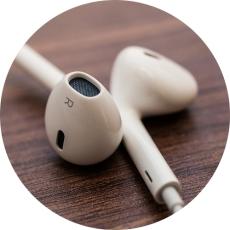DH Deal - Tai nghe Iphone 6 luoi xanh loai 1 - ID1748