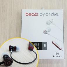 DH Deal - Tai nghe Bluetooth Beats Earbuds S9 cho tat ca dien thoai- PKDT236