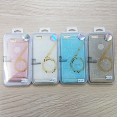 DH Deal - Op lung nhua deo iPhone 6/ 6 Plus Thin Color - PKDT243