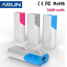 DH Deal - Pin sac du phong Arun 5.600 mah Y38 chinh hang - PKDT272