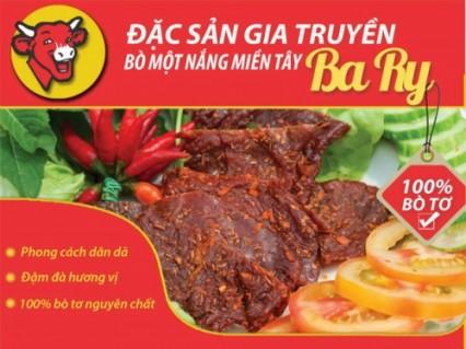 Thưởng thức Bo 1 Nang Mien Tay từ 100% bò tơ nguyên chất. Đậm đà hương vị, phong cách dân dã. ID463
