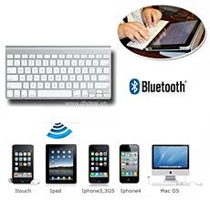 DH Deal - Ban phim khong day Mini Bluetooth - Cho Nhieu Thiet Bi nhu Tablet, Ipad, Iphone, Smartphone, Laptop, PC, HTPC, Sony PS3. ID529
