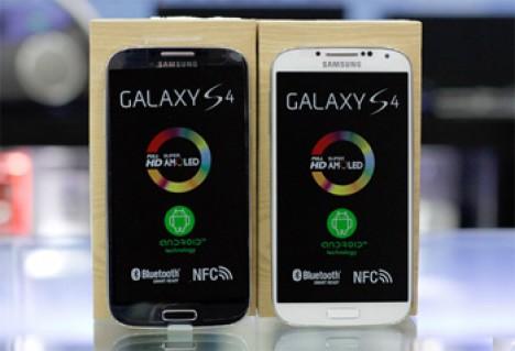Ngỡ ngàng SamSung Galaxy S4 i9500 - Cảm ứng không chạm thông minh Air View - Ram 2G Chíp lõi tứ, Camera 13Mpix, Giống chính hãng 100%. Hàng mới về Singapore chỉ có tại dhdeal. ID582