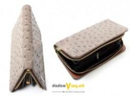 HOT: DEAL Ví nữ style da đà điểu giá rẻ - Voucher giảm giá...