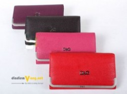 HOT: DEAL Ví nữ cầm tay D&G - Chanel giá rẻ - Voucher giảm g...