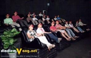 HOT: DEAL Xem Phim 4D giá rẻ - Voucher giảm giá...