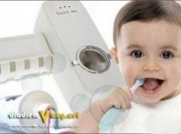 HOTDEAL - Bộ Sản Phẩm Hộp Đựng Kem Đánh Răng Tự Động Touch ...
