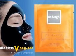 Khuyến mãi HOT: DEAL Mặt Nạ Natugo Shiseido Trị Mụn Cám Làm ...