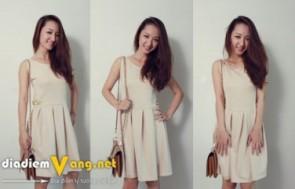Khuyến mãi HOT: DEAL Đầm Xòe Hàn Quốc Xinh Xắn giá rẻ - Vouc...