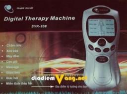 DEAL Máy Massage Trị Liệu Cao Cấp Digital Therapy Machine SY...