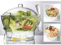 Khuyến mãi HOT: DEAL Bát Giữ Tươi Lạnh Salad Kiểu Dáng Cực Đ...