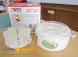 Khuyến mãi HOT: DEAL Máy làm sữa chua Magic Home giá rẻ - Vo...