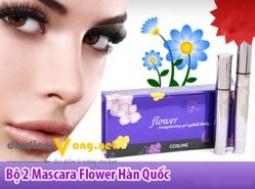 HOTDEAL - Bộ 2 cây Mascara Flower (Hàn Quốc) giá rẻ - Vouch...
