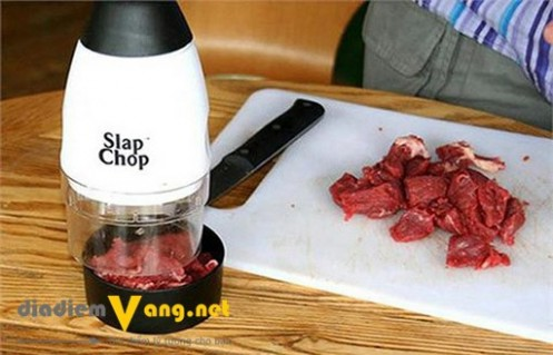 Dụng Cụ Băm Rau Củ và Say Thịt Slap Chop giá rẻ -... - Sản Phẩm Giải Trí