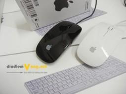 Khuyến mãi HOT: DEAL Chuột Có Dây Kiểu Dáng Apple giá rẻ - V...