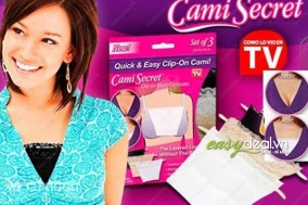 Easy Deal - Combo 3 ao yem Cami Secret voi 3 mau thoi trang