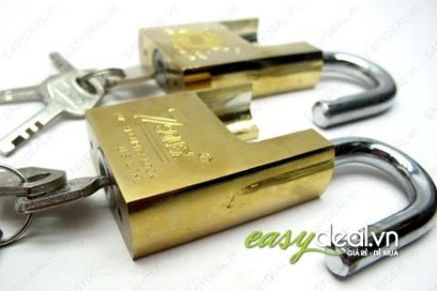 Bộ ổ khóa Solex Mỹ - chất liệu thép cực bền