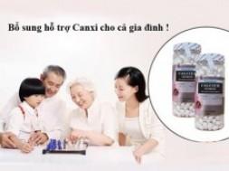 Viên Uống Bổ Sung Canxi Nutrition Calcium Vitamin D3 USA
