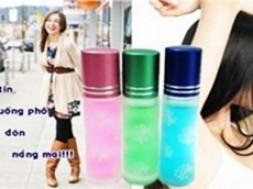 Combo 02 chai nước hoa mini INZ FOR YOU Dạng Lăn