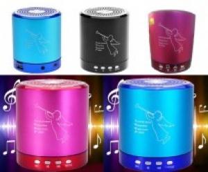 Loa mini speaker T2020 thiết kế màu sắc trẻ trung
