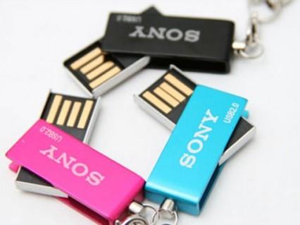 USB Sony Vaio 8GB Thời Trang và Nhỏ Gọn - Công Nghệ - Điện Tử