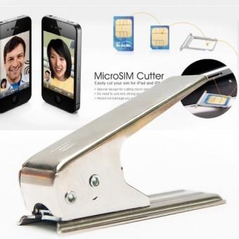 Kềm cắt + Sim Adapter đa năng cho iphone 4s/5/5s