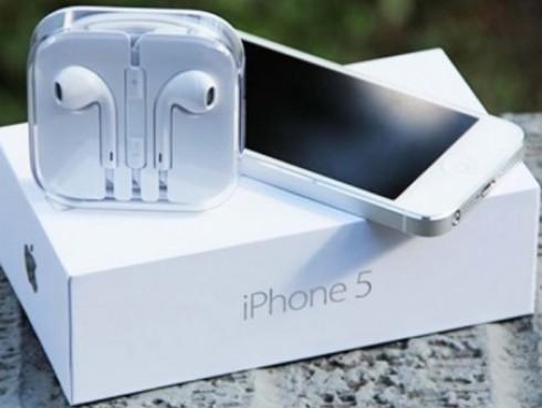 Tai nghe Iphone 5 - Thế Hệ Mới Nhất Của Apple
