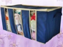 Túi Vải 3 Ngăn Cao Cấp Có Cửa Sổ Cho Nhà Bạn...