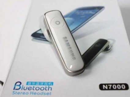 Tai Nghe Bluetooth SAMSUNG N7000 - Kết Nối 2...