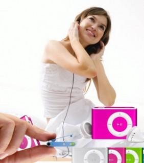 Bộ Sản Phẩm Máy Nghe Nhạc MP3 + Tai Nghe+ Cáp...