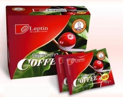 Cà Phê Đỏ Giảm Cân SLIMMING COFFEE Từ USA