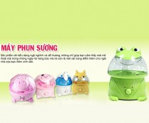 Eshop 24H - May Phun Suong Tao Do Am King Lucky Tien Dung