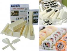 Eshop 24H - Bo Dung Cu Lam Sushi 10 Mon Che Bien Mon Sushi That De Dang
