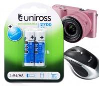 Eshop 24H - Pin Sac AA Uniross 2700