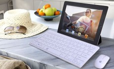 Eshop 24H - Ban phim, chuot Wireless Apple khong day Laptop, May Tinh, Notebook…