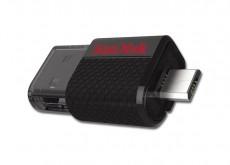 Eshop 24H - USB 16Gb OTG Drive 2 Dau Cam Micro-USB Cho Smartphone, Tablet, May Tinh