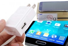 Eshop 24H - Coc Adapter Sac Cong USB Cho Samsung, Dien Thoai, HTC, LG...