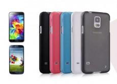 Eshop 24H - Op Lung SPIGEN Cao Cap cho SamSung Galaxy S5