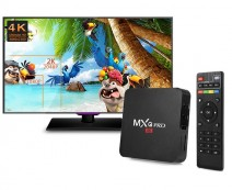 Eshop 24H - ANDROID Ti Vi BOX MXQ PRO 4K Xem Phim That De Dang
